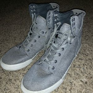 Grey Supra